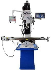Precision Matthews PM-932M Bench Milling Machine with Dovetail Column