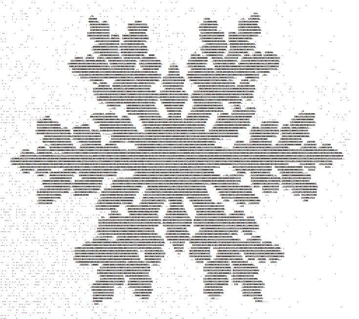 One Line Ascii Art Snow : Images about ascii art on pinterest texts emoticon