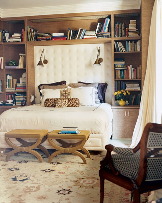 25+ Great Ideas About Headboard Shelves On Pinterest