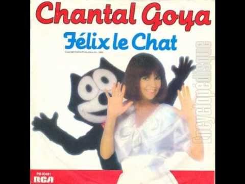 ▶ Chantal Goya - Félix le chat (1985) - YouTube