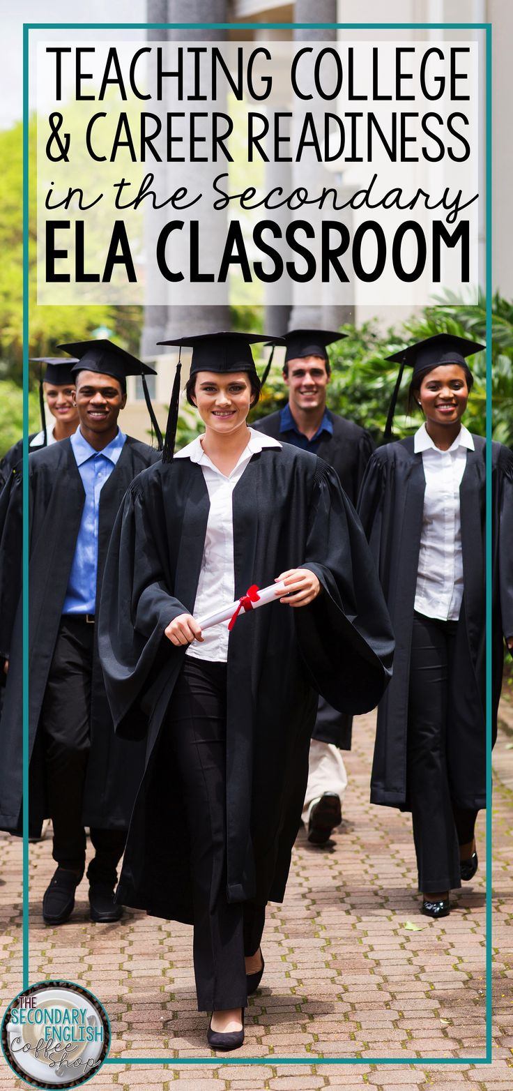 college and career readiness essay College and career readiness programs the registration college and career readiness programs is not  write an essay about their overall experience at.