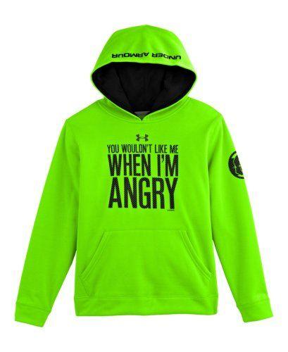 under armour youth hoodie. under armour big boys\u0027 armour® fleece storm hoodie youth medium hyper