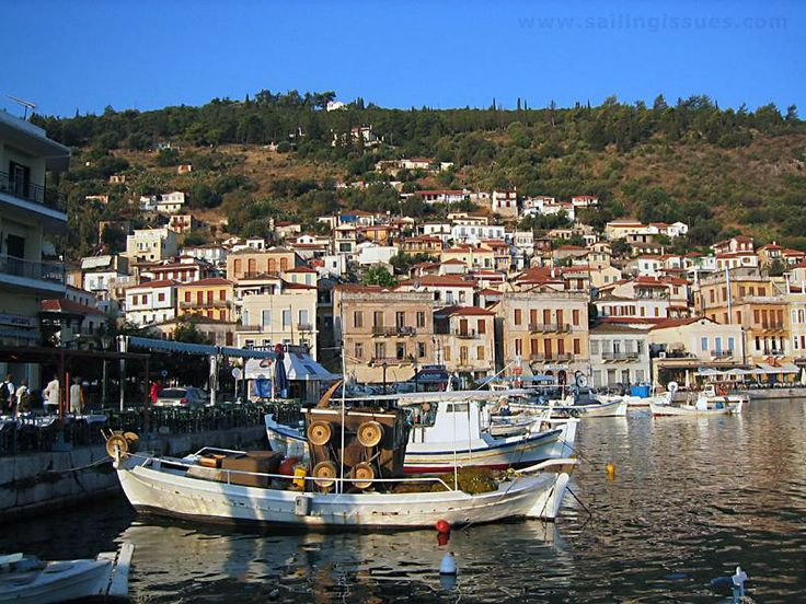 Gythion - catch a ferry boat from Gythion to Kythera