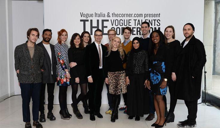 The Vogue talents corner, largo ai nuovi talenti | kalapanta.it