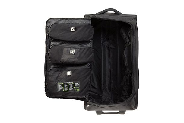 "$279   Usefulness: 10/10. Some trips, you just can't get away with going carry-on only. For over-packers and extended vacations, the 30"" Extensive Wheeled Upright will hold everything you need. Value: 8/10. If you grab the suitcase on sale, it's a good deal for a bag of this size. Portability…"