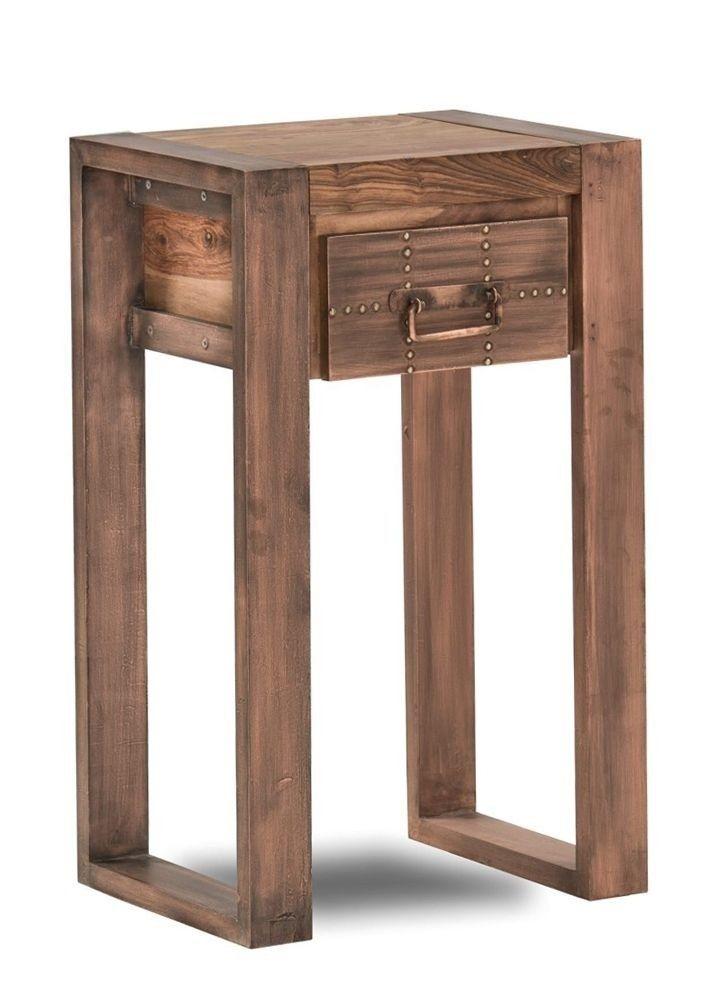 blumenhocker sahara shesham massiv mit kupfer 9520 buy. Black Bedroom Furniture Sets. Home Design Ideas