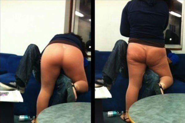 Hay que tener cuidado con las cosas de color piel… | 23 Personas que necesitan parar de usar leggings