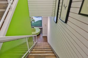 Yaletown Wellness Center - Vancouver, BC, Canada.  -2ND FLOOR STAIR-