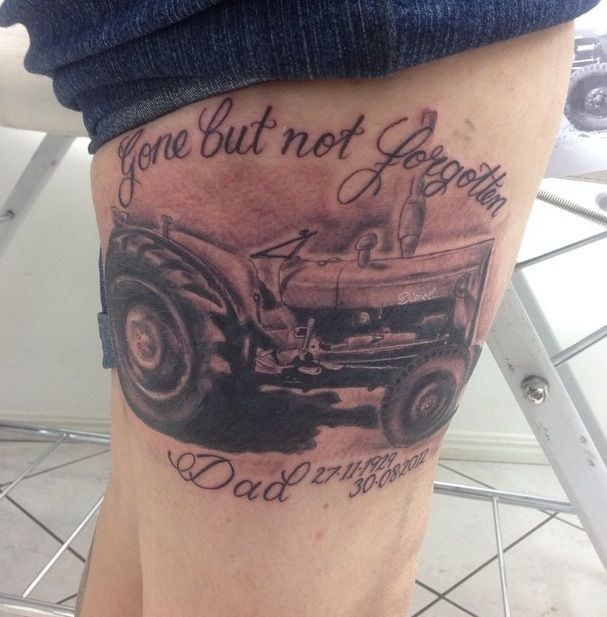 John Deere Tractor Tattoos Ideas : Best images about travis on pinterest logos cars and