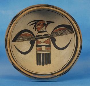 Native American Nampeyo Hopi Pottery, circa 1900