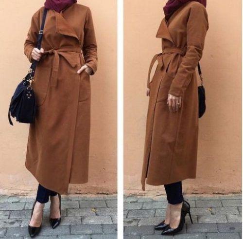 tan-trench-coat-hijab-chic