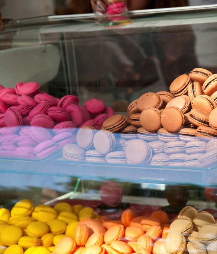 A Sweet Tooth's Guide to Paris