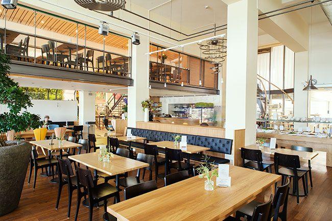 Spirit Restaurant in Rotterdam