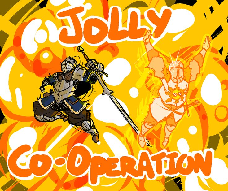 Dark Souls - Jolly Co-operation!