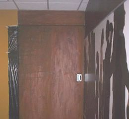 Porta Corta Fogo P90 Customizada - Authentic Portas Corta Fogo