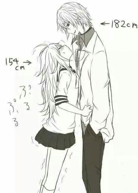They too cute, he too tall, she too short