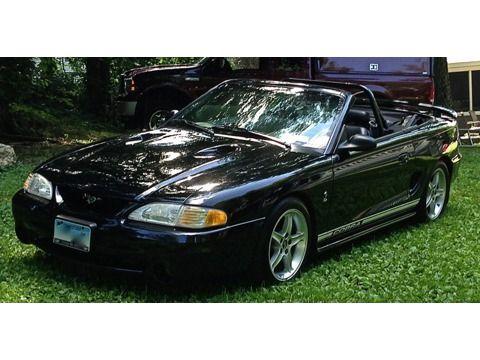 '98 Mustang Cobra For Sale!!