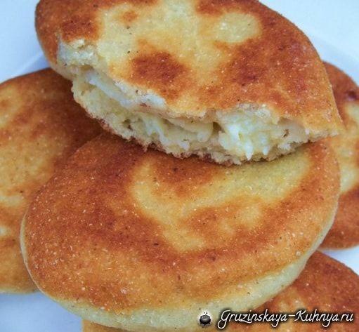 Чвиштари с сыром. Мегрельский рецепт (11)