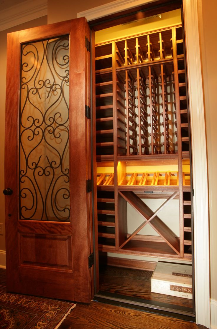 22 best images about wine closet ideas on pinterest wine for Wine cellar pinterest