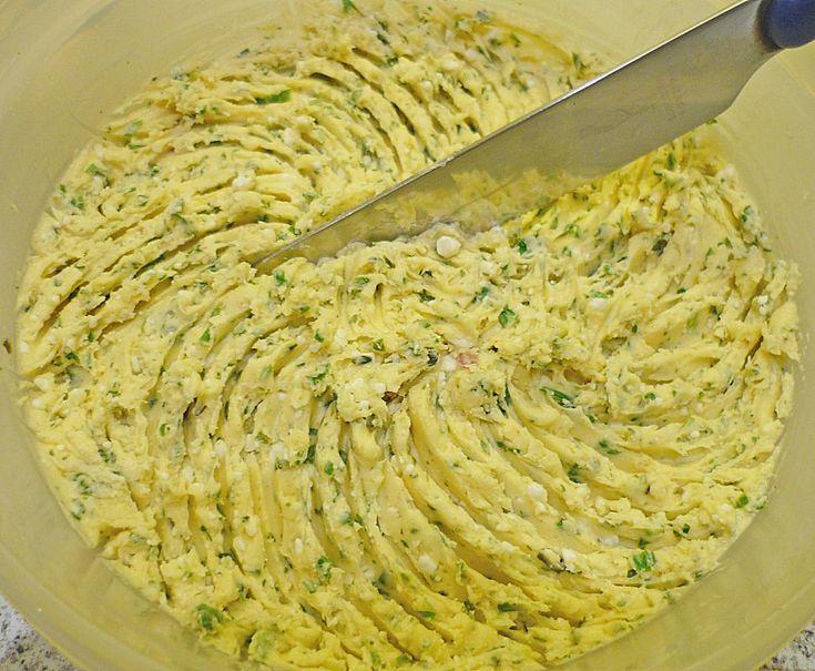 Kräuterbutter mit Feta, ein beliebtes Rezept aus der Kategorie Vegetarisch. Bewertungen: 60. Durchschnitt: Ø 4,6.