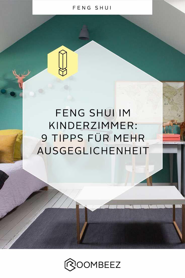 Feng Shui Kinderzimmer » 9 Tipps zum Einrichten Feng