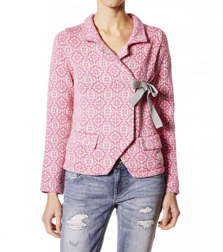 lovely knit jacket from Odd Molly