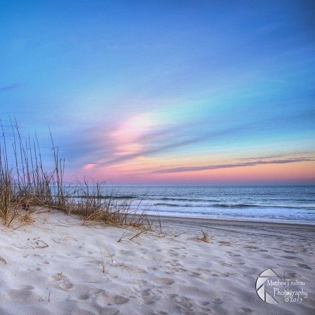 Ahhhhhh...just another amazing sunrise in Myrtle Beach, South Carolina! Click on the pin to start planning your getaway!   (Photo via Instagram By @mtrudeauphoto0