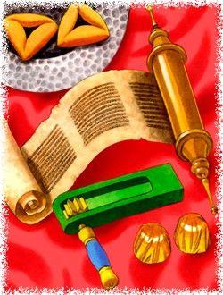 ¿Que nos enseña Purim?... La manera de conectarnos con la esencia de las cosas es por medio de conectarnos primero con nuestra propia esencia... Shalom...