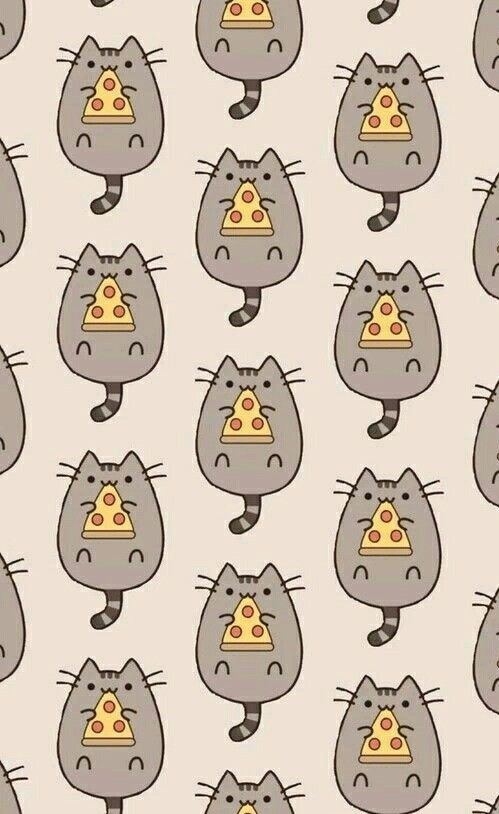 This Pusheen pattern is everything.                                                                                                                                                     More