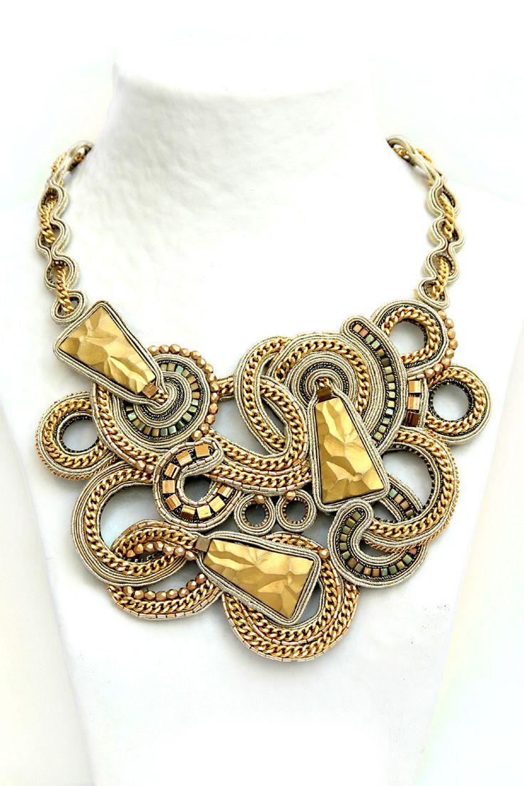 Dori Scengeri: Necklaces : La Divina