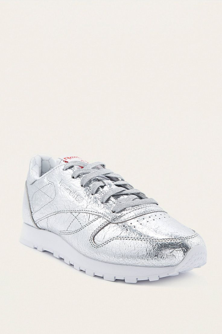 Shop Reebok Classic Silver HD Leather Trainers at Urban Outfitters today. We carry all the latest styles, colours and brands for you to choose from right here.