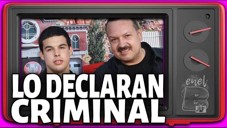 🔥 Empeora el caso del hijo de Pepe Aguilar, Emiliano, ahora es declarado...