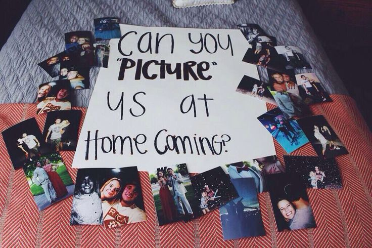 this is so cute! I want to be asked to homecoming in a cute way!