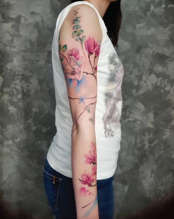This 20 Dreamy Ink Styles Ideas You Ll Love It Full Sleeve
