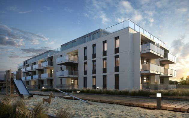 CGarchitect - Professional 3D Architectural Visualization User Community | Baltic Estate in Rewal