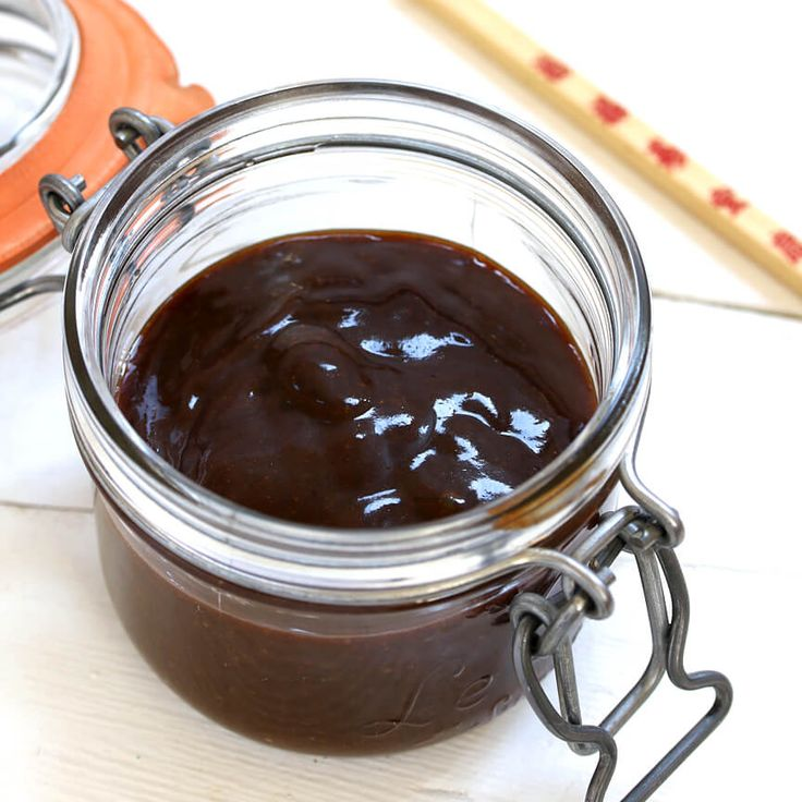 This homemade hoisin sauce is the ULTIMATE in flavor! It takes all of 5 minutes to make and will transform your Asian dishes!