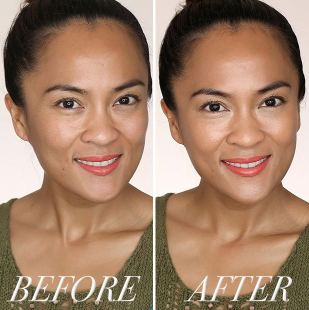 Wearing MAC Master Concealer: Before and After | MAC ...