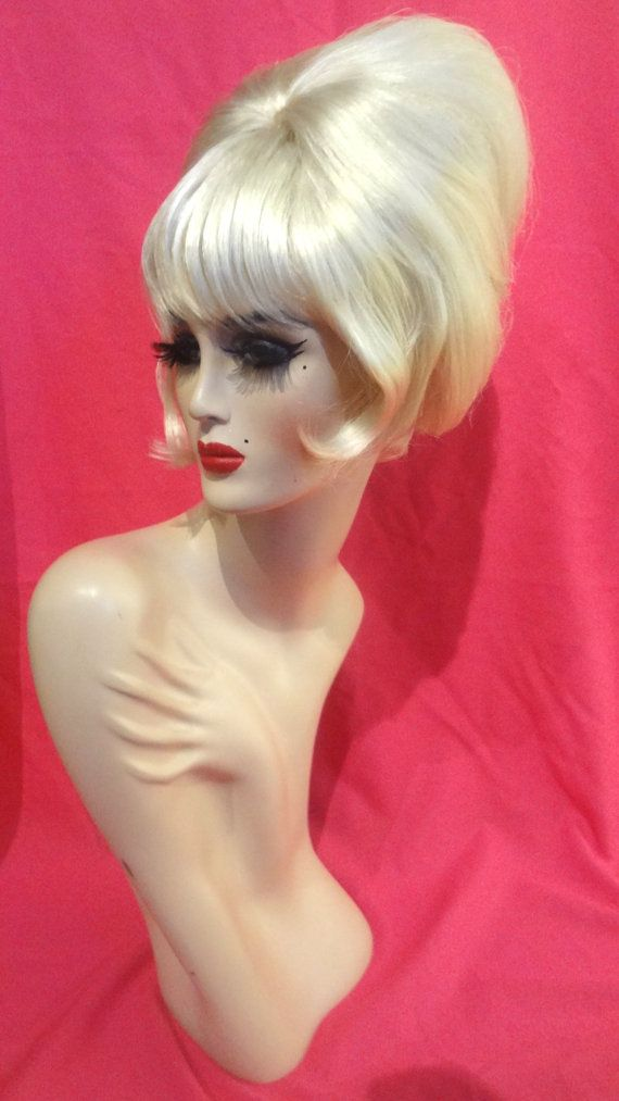 PASTY STONE WIG Custom Professional Costume Wig Drag by nycwigs