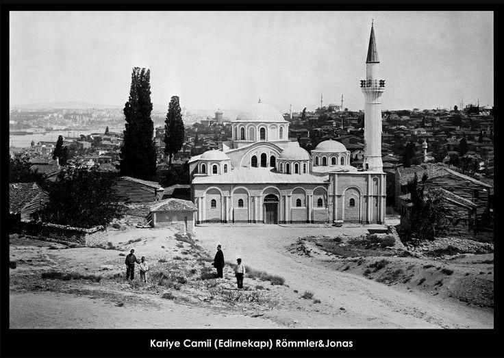 CHORA CHURCH OF BYZANTION....Kariye Camii (Edirnekapı) RömmlerJonas