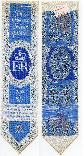 Queen Elizabeth II - Silver Jubilee 1977