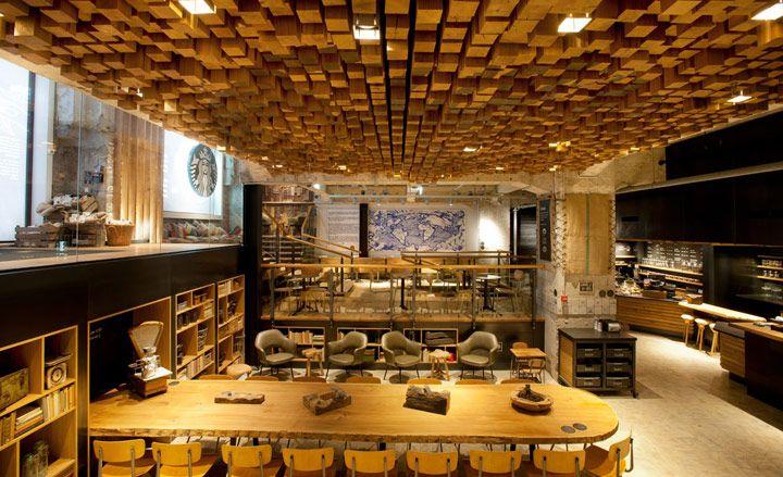 Starbucks creates a coffee laboratory in Amsterdam