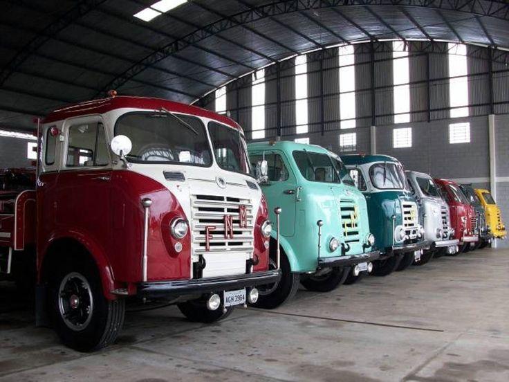 A Fábrica Nacional de Motores (FNM, conhecida popularmente como FeNeMê) foi uma empresa brasileira concebida para produzir motores aeronáuticos, mas ampliou a sua atuação para a fabricação de caminhões e automóveis, atividade pela qual se tornou mais conhecida (1942 á 1985). http://pt.wikipedia.org/wiki/F%C3%A1brica_Nacional_de_Motores