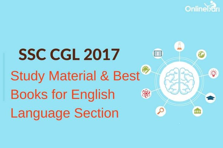 #SSC CGL Study Material, Best Books for #English Language by #onlinetyari Read: http://blog.onlinetyari.com/ssc-cgl/ssc-cgl-study-material-best-books-for-english-language