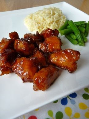 sladkokyselé kuře