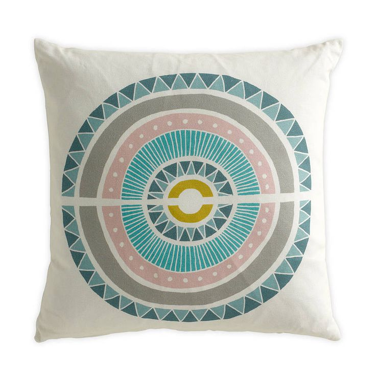 inlay cushion by sian elin | notonthehighstreet.com