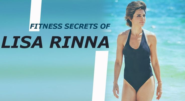 Everyone loved her in Days Of Our Lives and we love her in The Real Housewives of Beverly Hills. Yes, she is none other than the gorgeous Lisa Rinna. So what if she is in her 50's? She can give anyone a run for their money at any time of the day-lisa rinna diet #FitQuote #FitnessMotivation #Fitspo #GetFit #GoalSetting #YouCanDoIt #FitnessGoals #TrainHard #NoExcuses #Health #Fitness