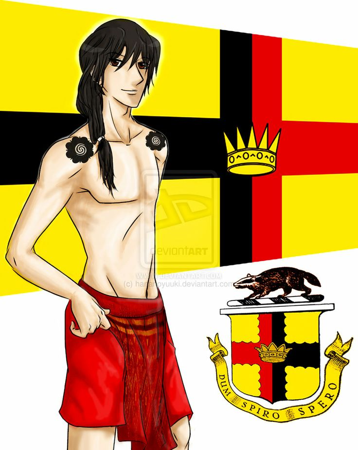 APH OC: Kingdom Of Sarawak(older version) by hananoyuuki.deviantart.com on @deviantART