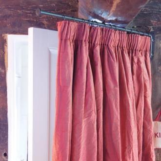 12mm Button Dormer Rod Window Treatments Curtains