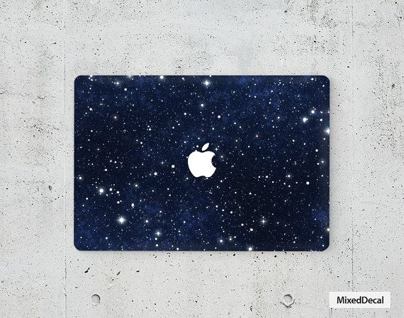 MacBook sticker pour ordinateur portable macbook clavier housse stickers macbook pro autocollant univers macbook air apple macbook stickers Macbook air sticker decal