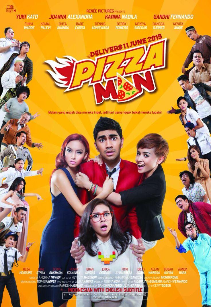 pizzaman sebuah film komedi terbaru produksi renee